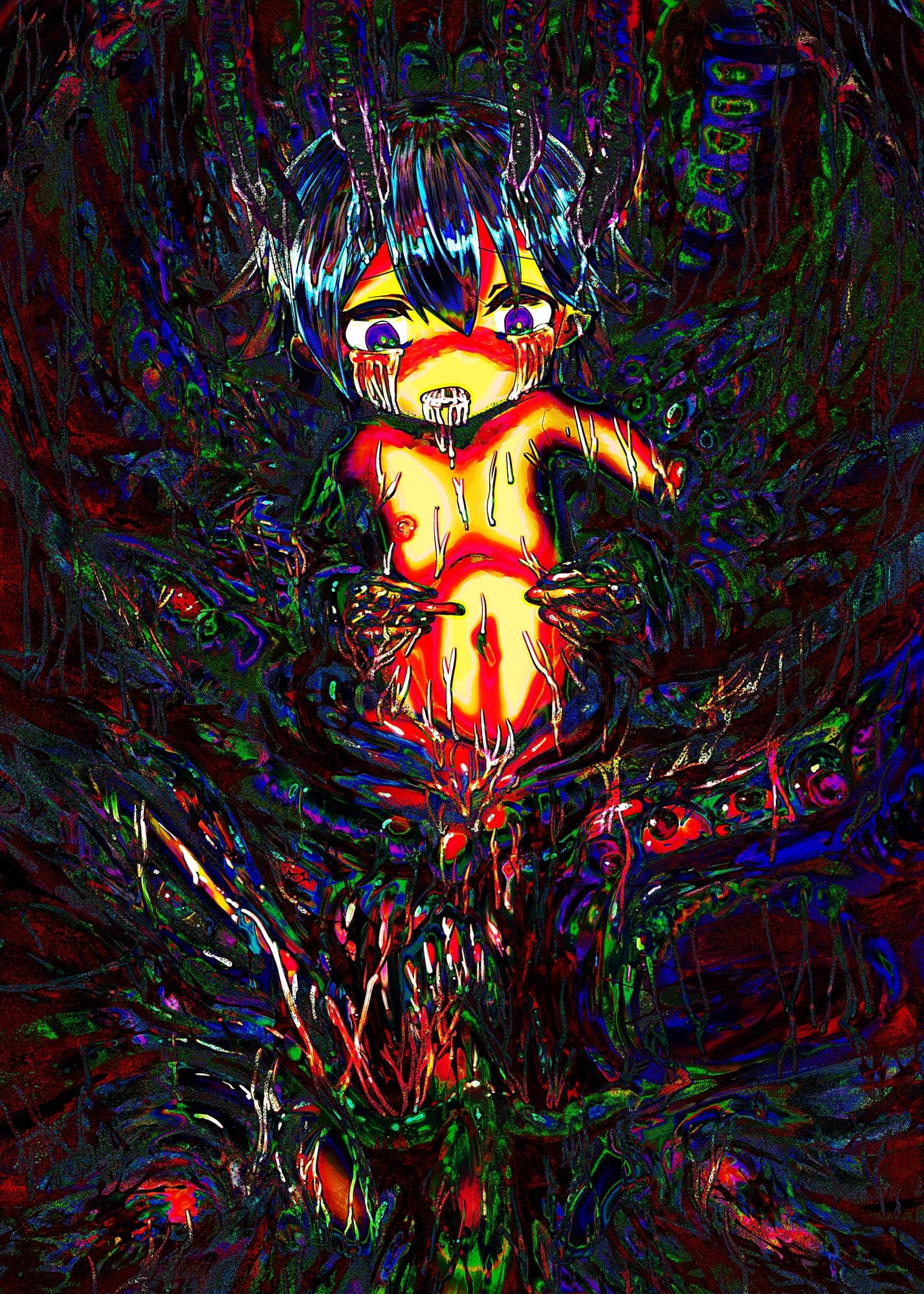 「生体コア」シリーズ 01~04 パック