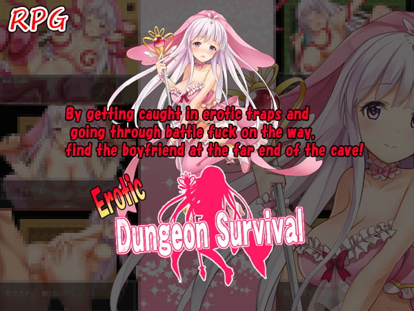 Erotic Dungeon Survival [English ver.] [Magical Girl Club]
