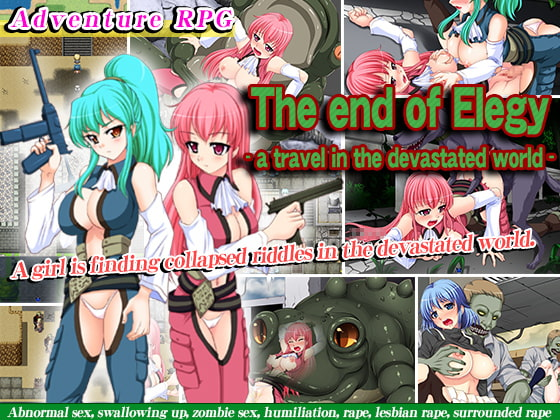 The end of Elegy - a travel in the devastated world-