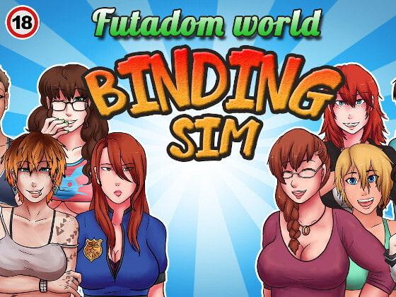 【新着同人ゲーム】FutaDomWorld(Androidバージョン)のトップ画像