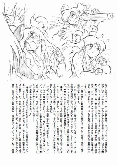 処刑場のキ〇アドリーム PDF増補改訂版