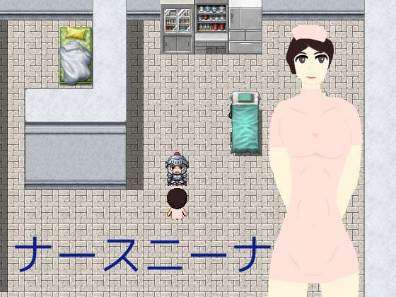 【新着同人ゲーム】ナースニーナのトップ画像