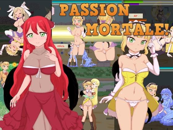 PASSION MORTALE! Complete Edition
