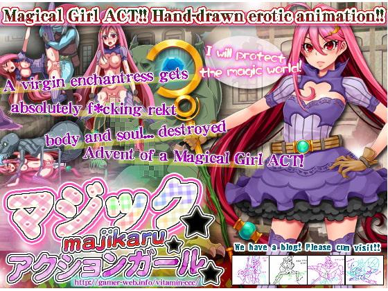 Magic * Magical * Action Girl