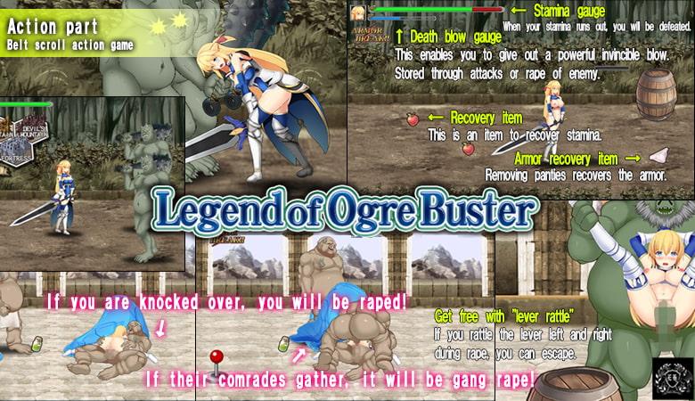 Legend of Ogre Buster [Elithheart]
