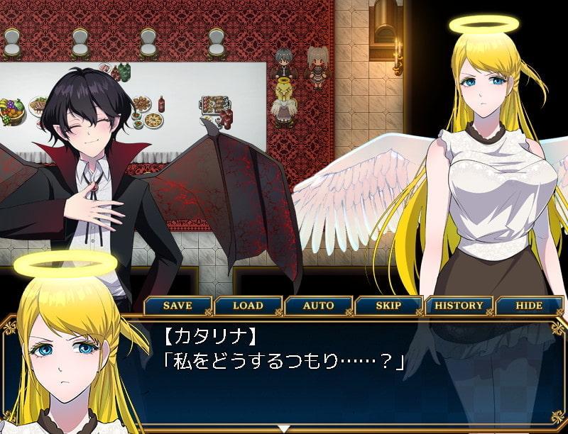 即堕ち天使のサンプル画像7