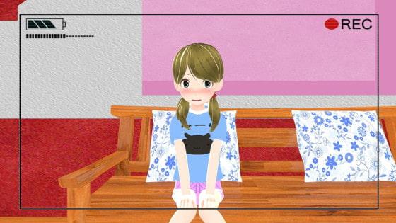 【新着同人ゲーム】男の娘露出配信おちんぽの裏側からうんちやげろまで見せちゃいましたのトップ画像