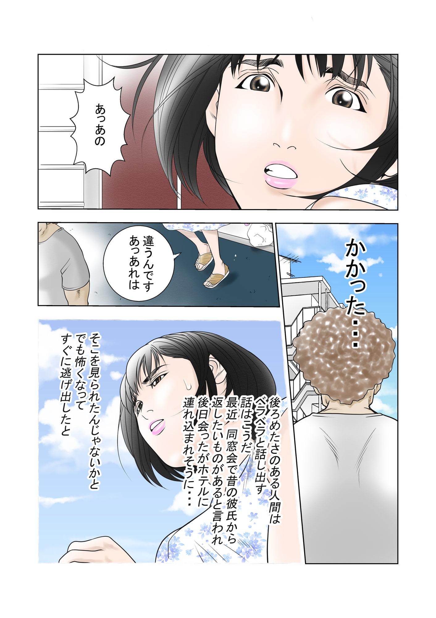 D・Hダンナ二ヒミツ 横山正子の場合