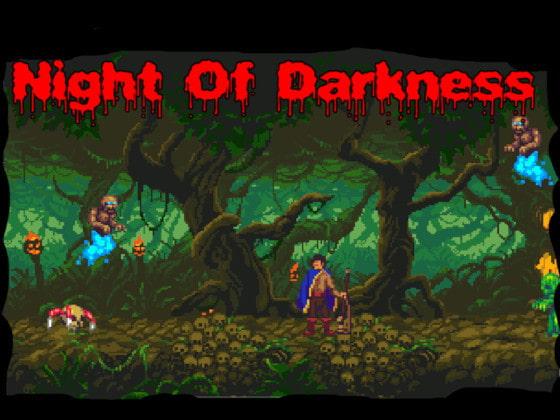 【新着同人ゲーム】Night Of Darknessのトップ画像