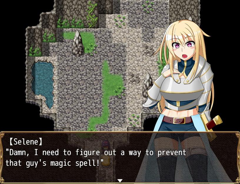 Princess Hypnosis ~ Princess knight Selene falls to the dark side with hypnosis [Tistrya]
