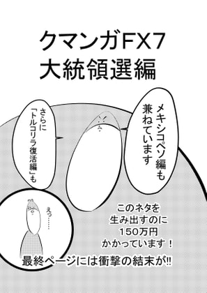 RJ307068 [20201112]クマンガFX・株(7) 大統領選編