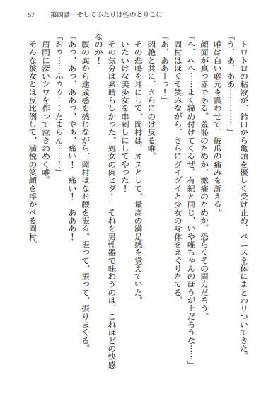 アイドルダブル官能墜ち ~少女、屈辱の蹂躙~