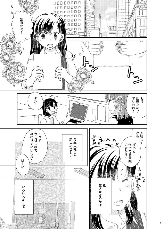 終業後の資料室-37.8度の恋-
