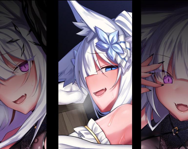 魔法少女陥落-雪宮澪の場合-のサンプル画像