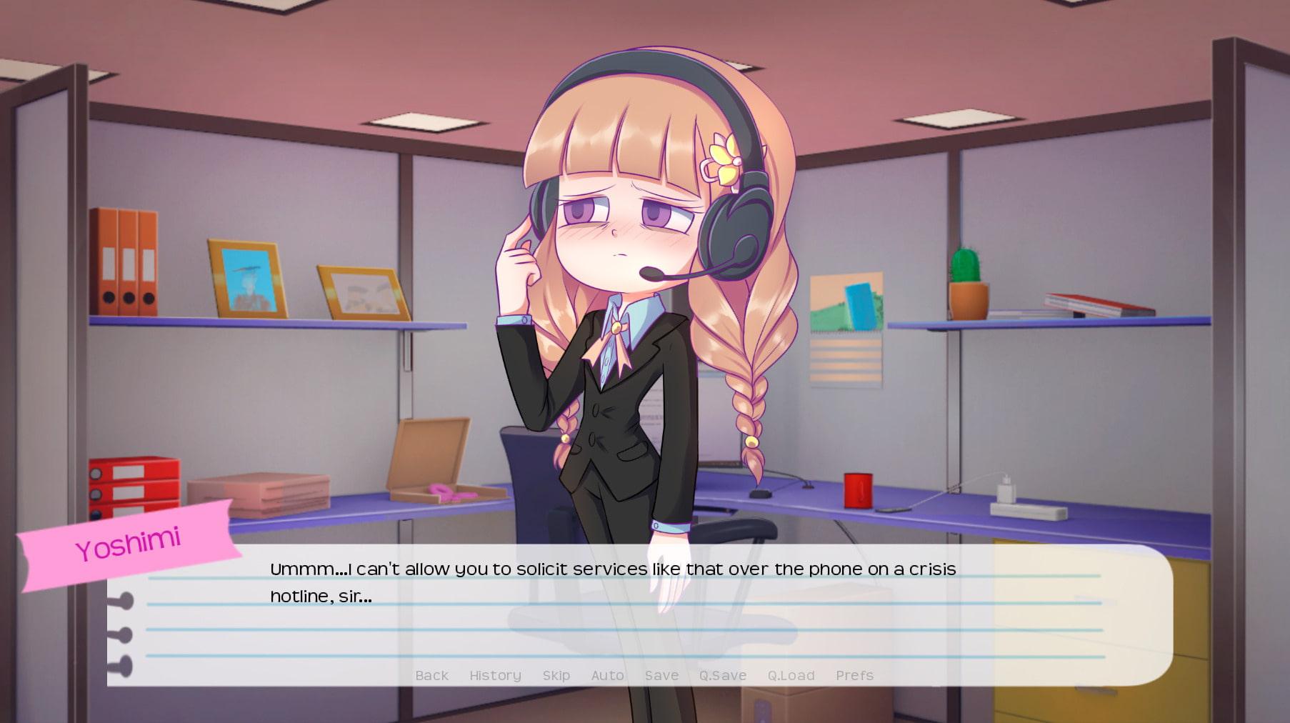 I'm Oh, So Busy...: A Week with Yoshimi (Macバージョン)