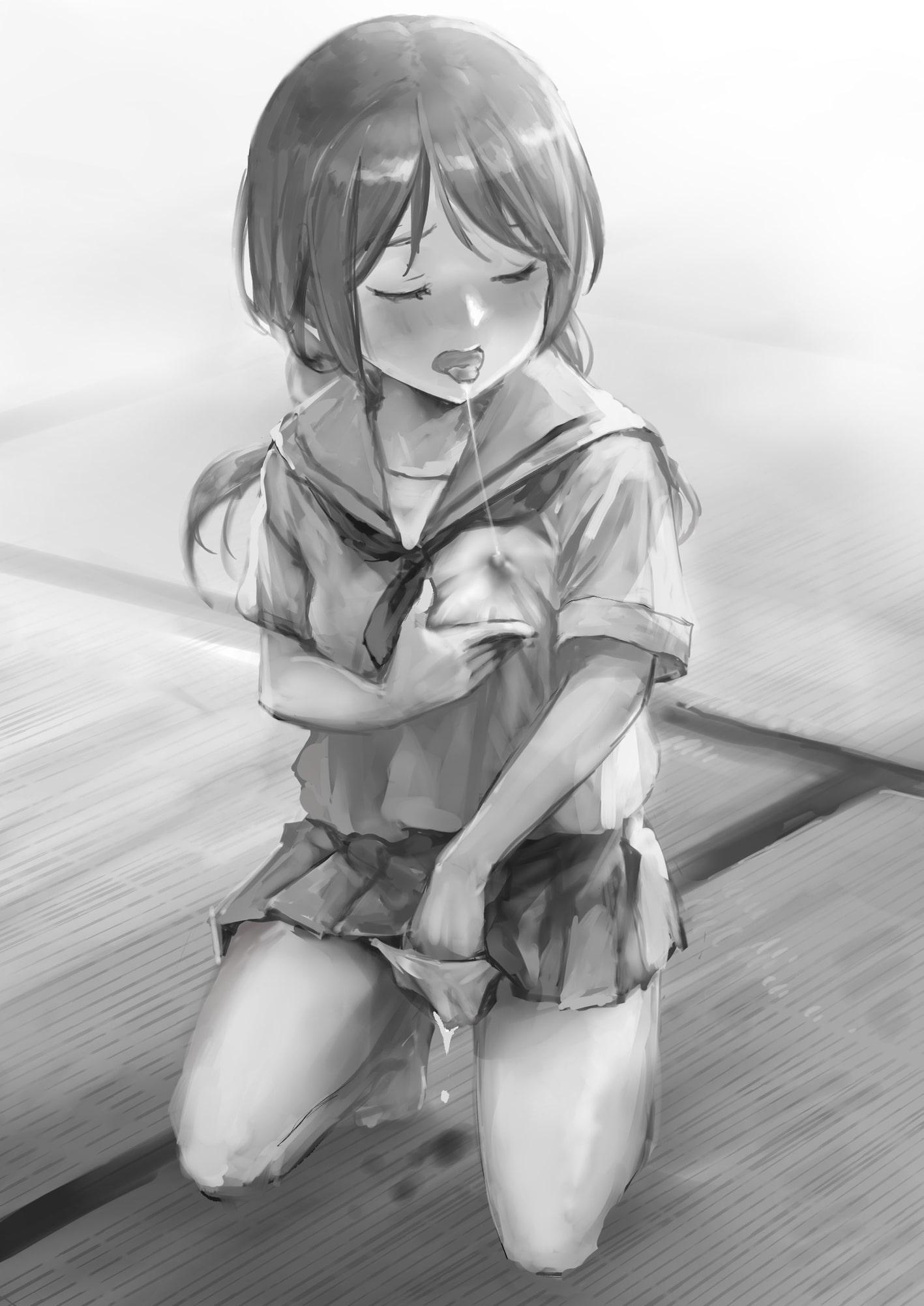 ファントムガール・ユリア ~マドンナリリーの誘惑~