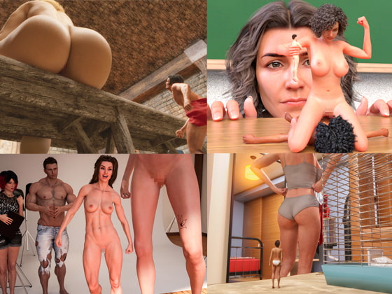 SEXY GIANT GIRLS 92