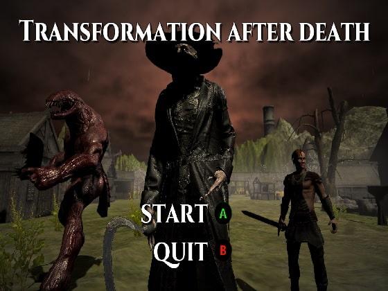 Transformation after deathのタイトル画像