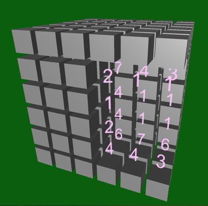 【新着同人ゲーム】3Dマインスイーパーのアイキャッチ画像