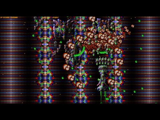 ZERO FIGHTERのサンプル画像2