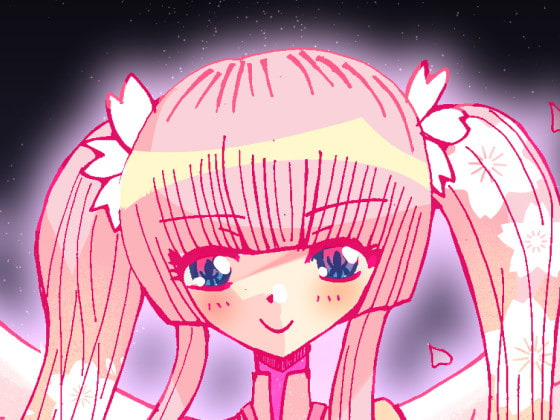 【新着同人ゲーム】桜の散る頃にのアイキャッチ画像