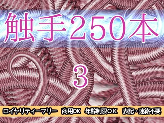RJ314855 触手250本3 [20210121]