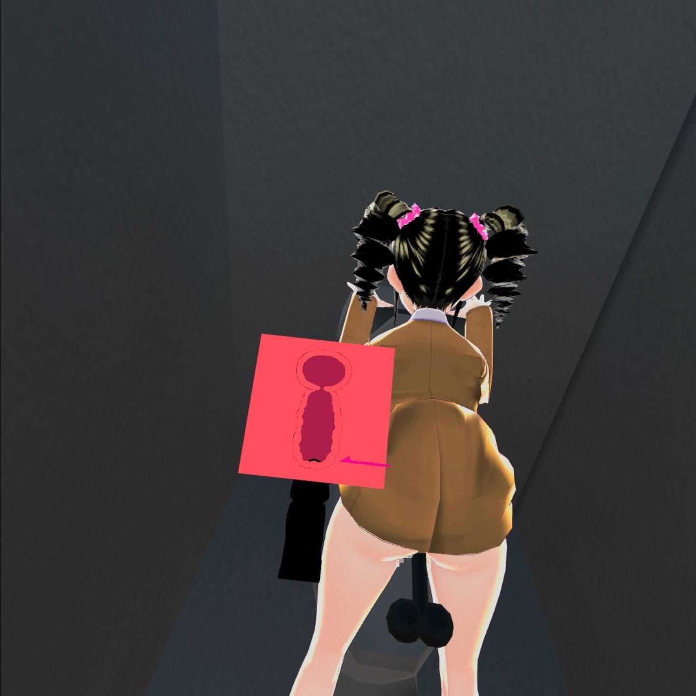 トイレの日常VR