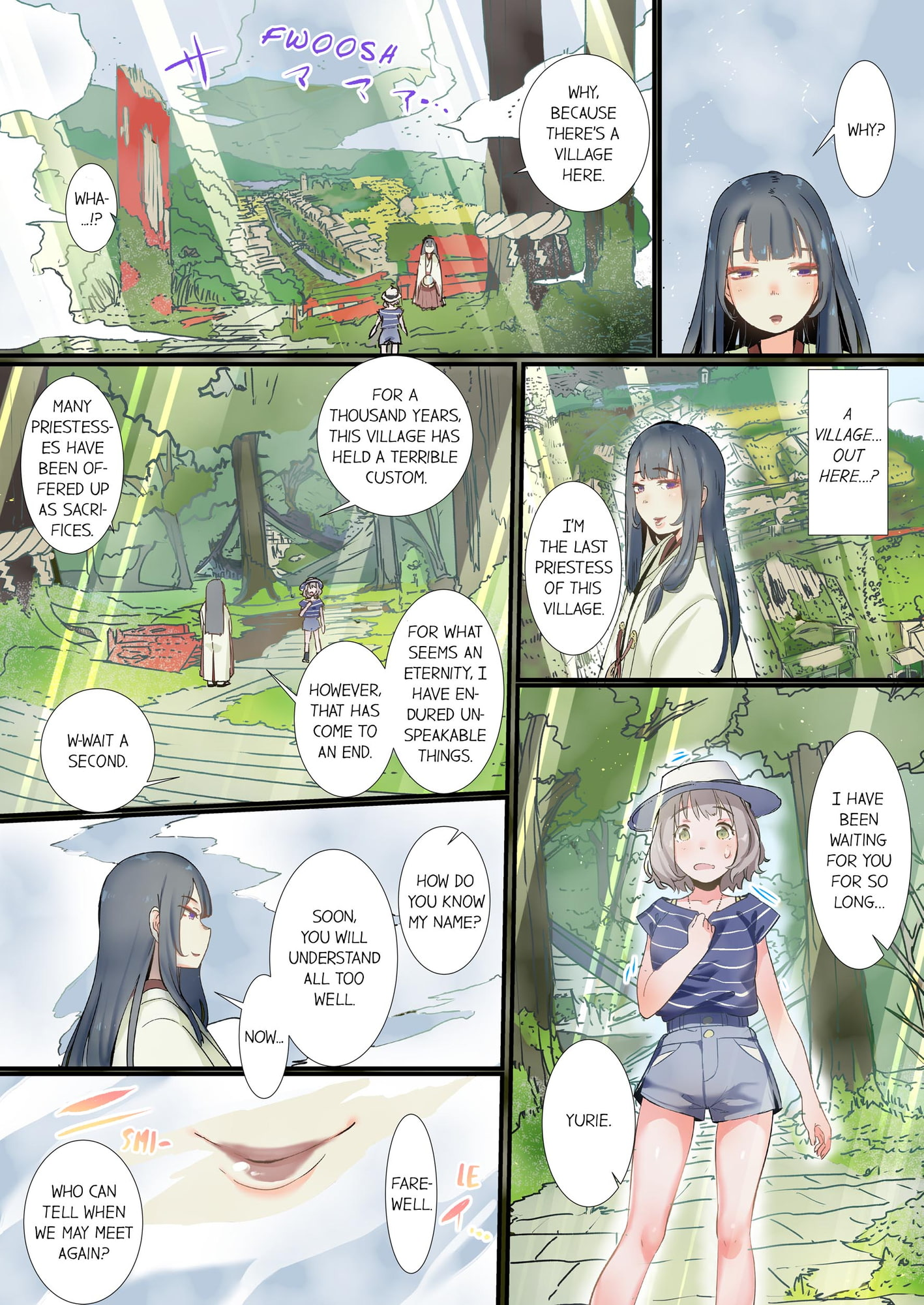 Yaoyorozu Sex~My Virginity Was Taken by Japanese Gods~ 1