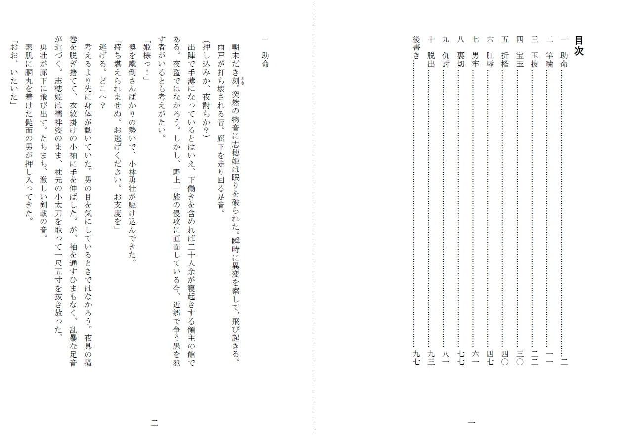 RJ315883 裸囚姫牢虐譚 [20210301]