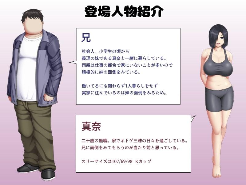 RJ315974 引きこもり義妹と淫乱生活 [20210129]