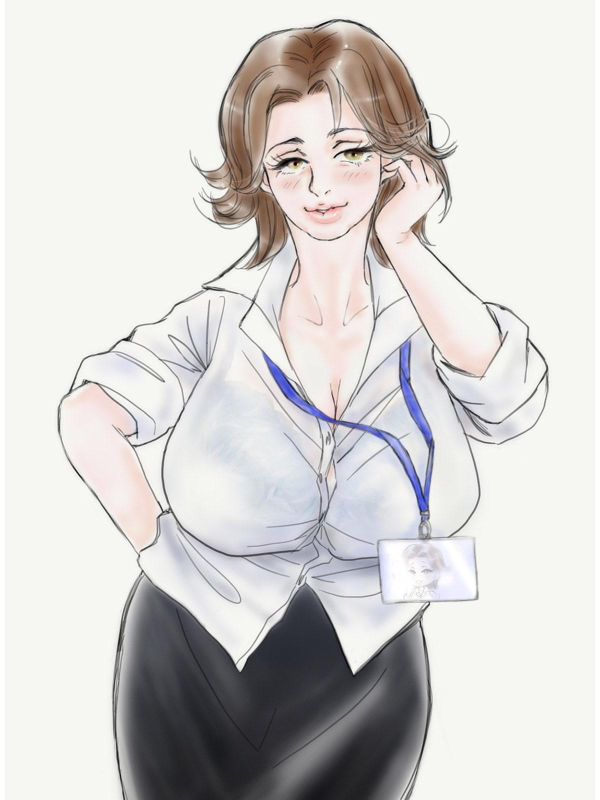 「紀子さん。」〜エレベーターでつまみ食い〜