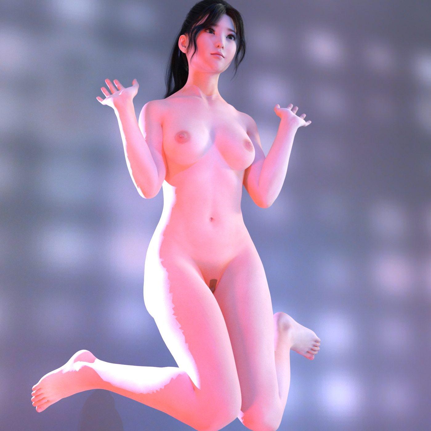 女体全裸画像集その3