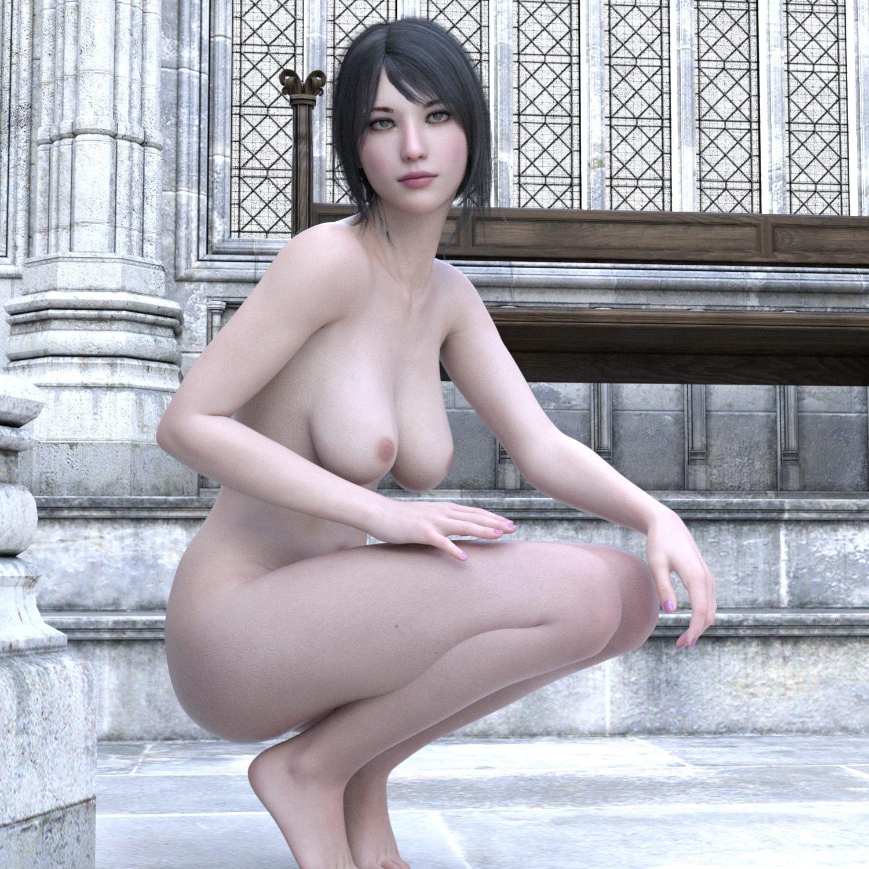 女体全裸画像集その2+その3