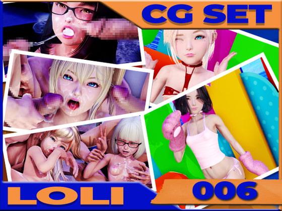 RJ318512 3DCGLolis CG集06 [20210222]