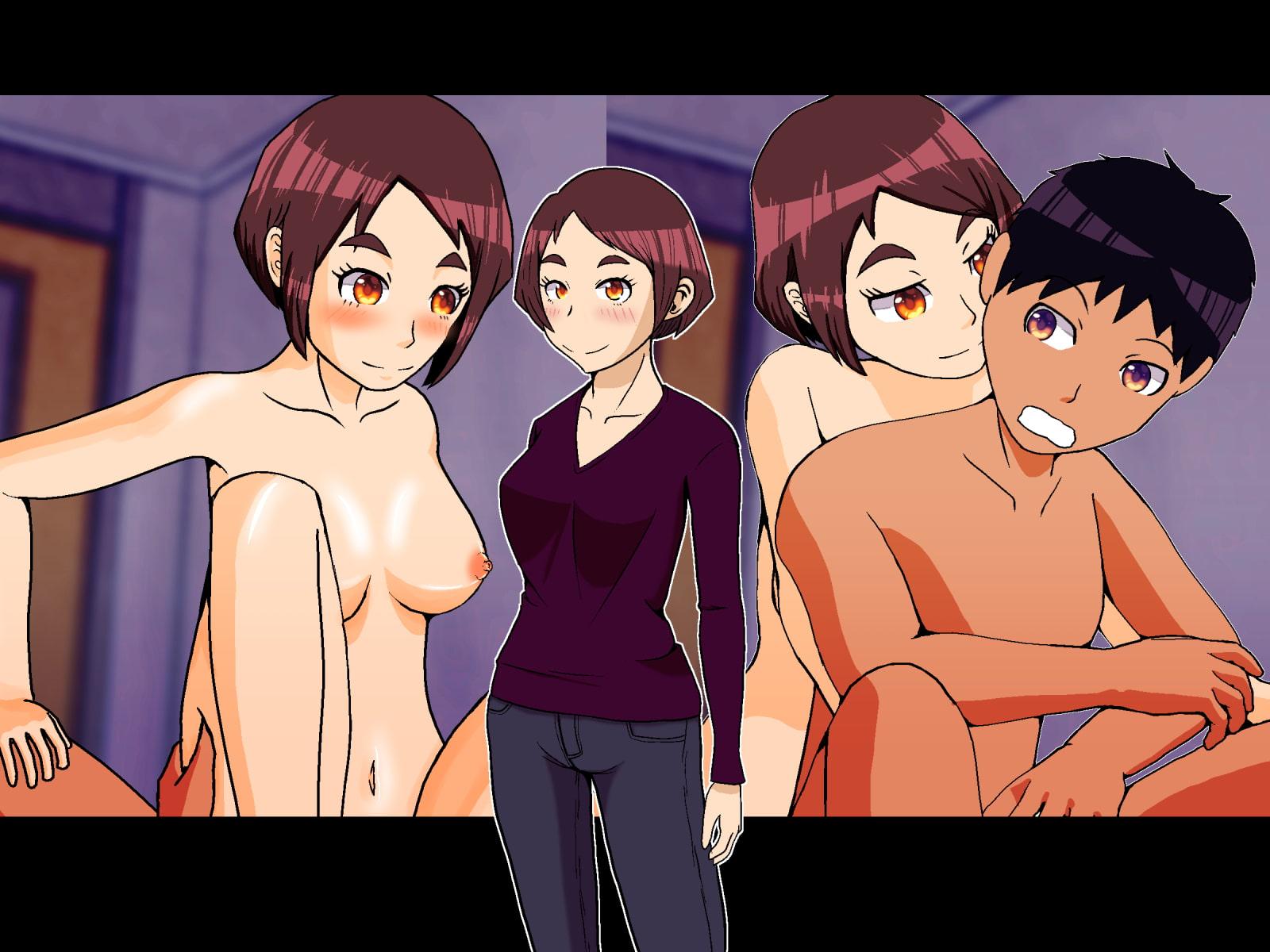 RJ318712 お風呂でオナニーしてたらお姉ちゃんが入って来て童貞を卒業する話 [20210305]