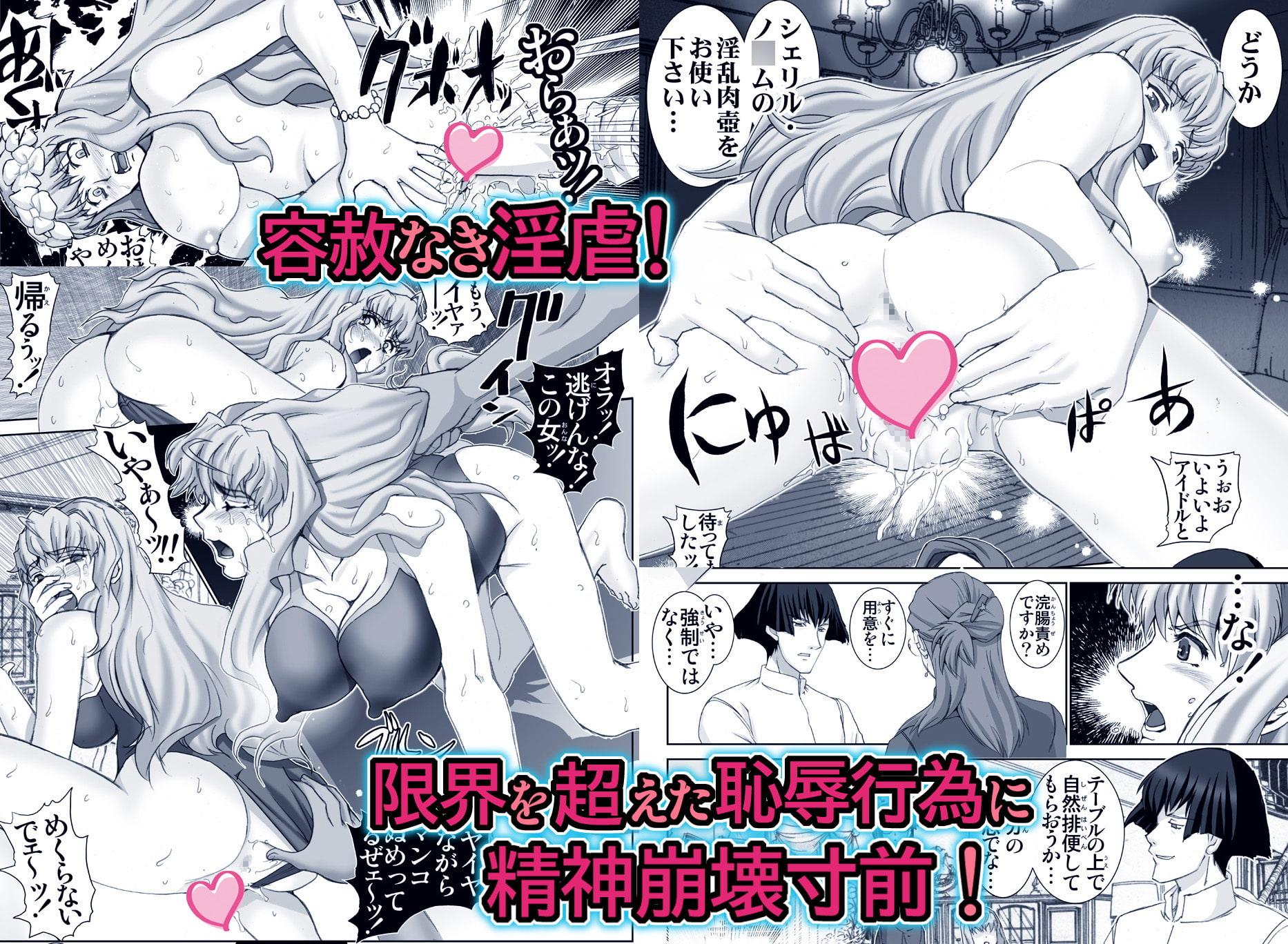 ランカの事情2【愛奴瑠恥辱輪姦】