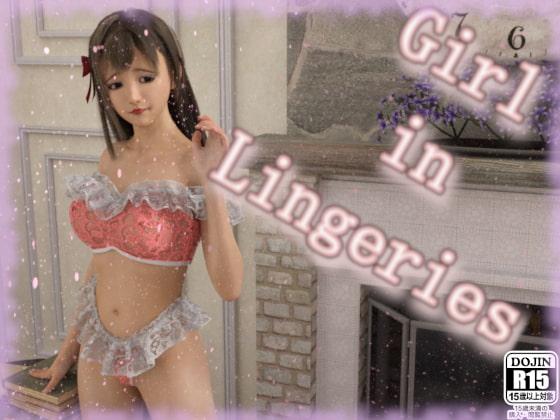 RJ320498 Girl in Lingeries [20210312]