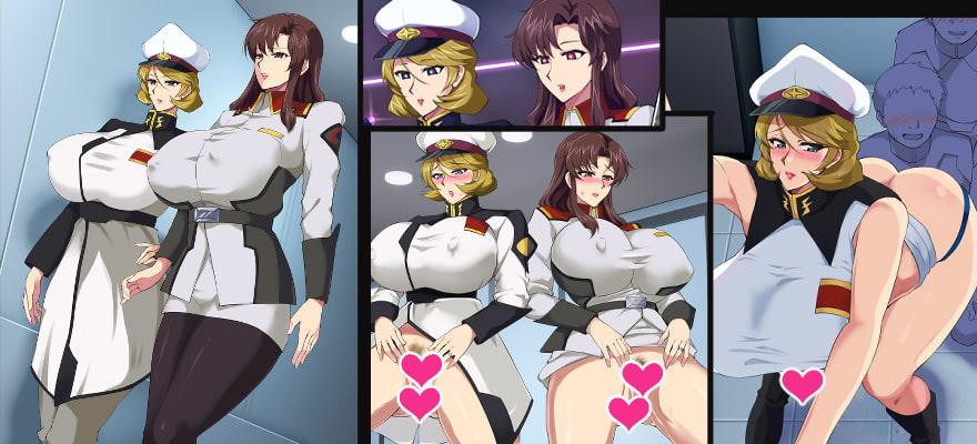 RJ321746 W美熟女艦長ドスケベ催眠慰安任務 [20210401]