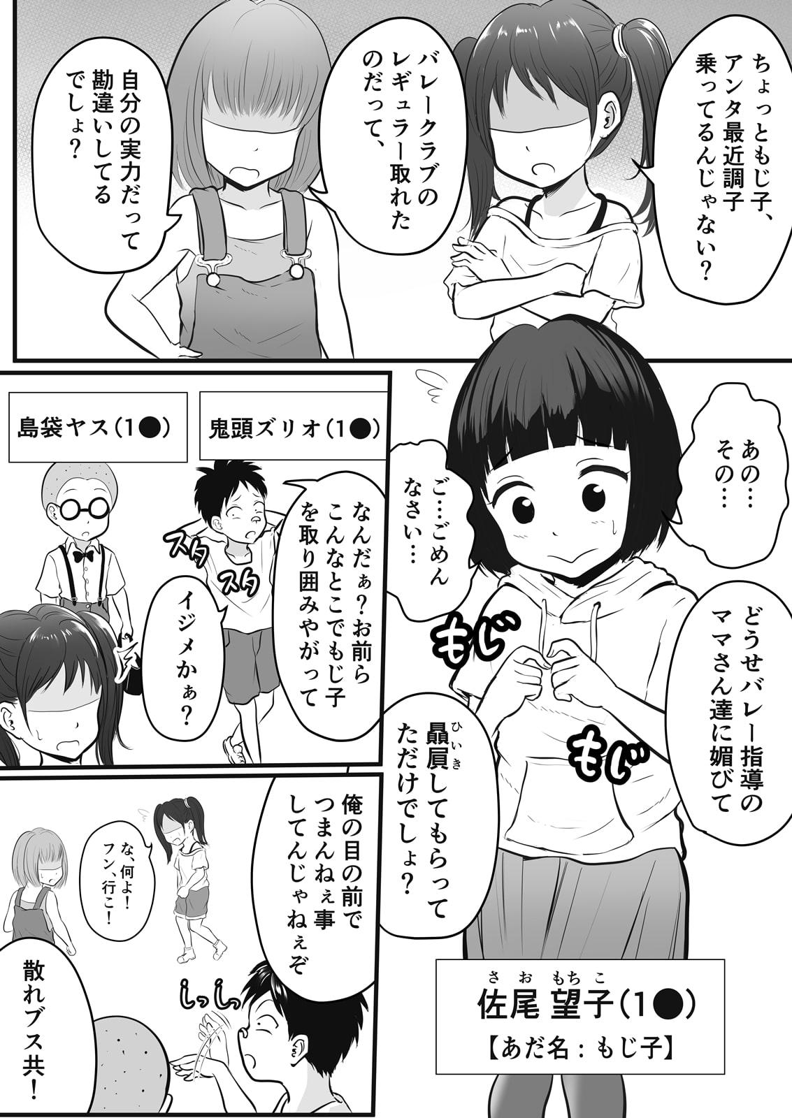 天才女盗撮師もじ子のカメラ潜入ミッション!