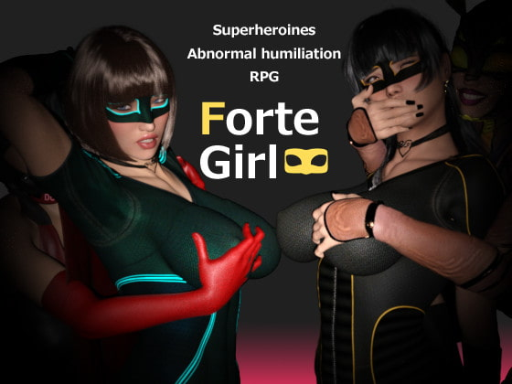 RJ322324 Forte Girl (English version) [20210426]