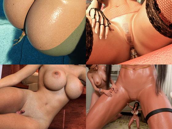SEXY GIANT GIRLS 105