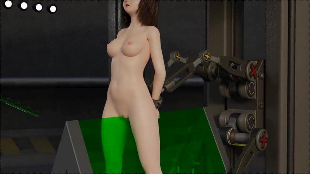 性器破壊マシン