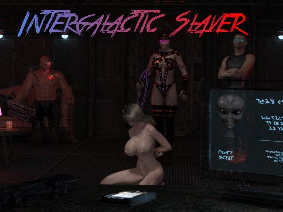 【新着同人ゲーム】Intergalactic Slavetraderのアイキャッチ画像