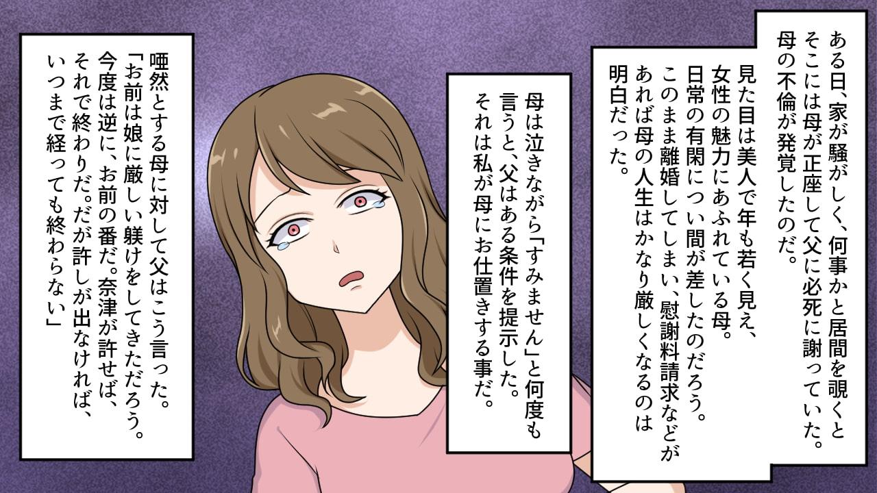 RJ325584 朗読・漫画セット昭和和のお仕置き ヤイト・浣腸・お尻ペンペン(2) [20210428]