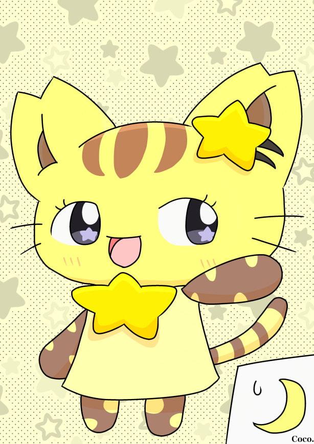 魔法猫少女たまちゃん4