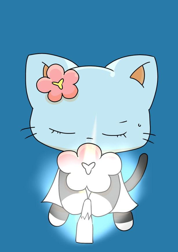 魔法猫少女たまちゃん5
