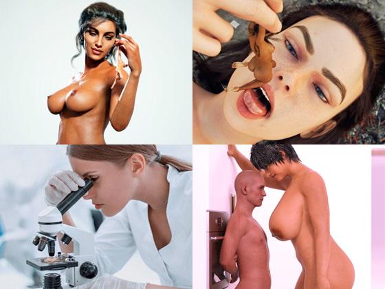 SEXY GIANT GIRLS 109