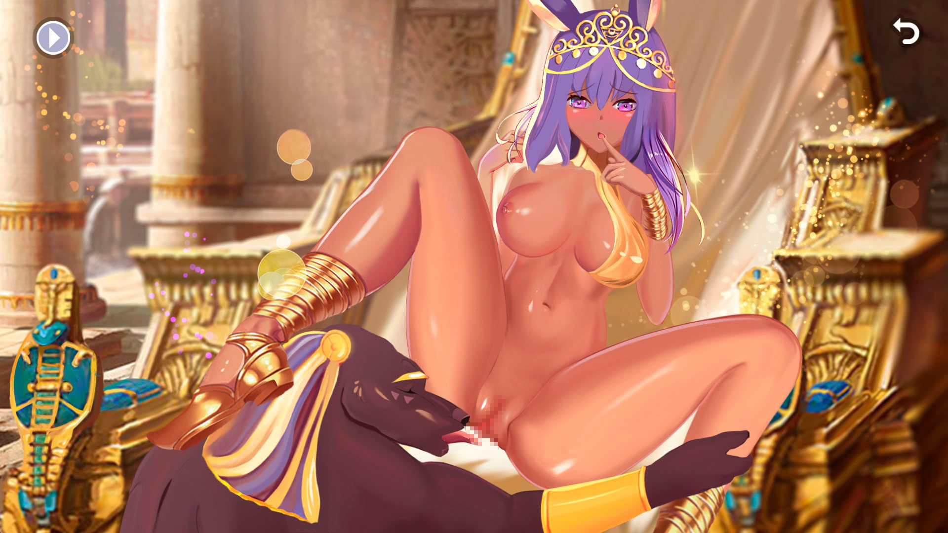 Hentai Story Cleopatra