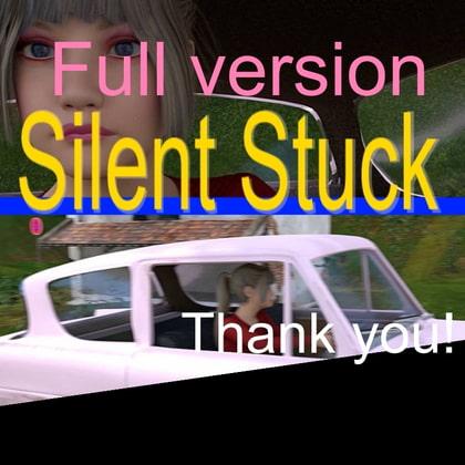 【新着同人ゲーム】The silent stuckのアイキャッチ画像