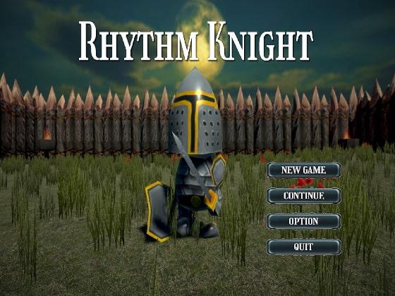 Rhythm Knight(商品番号:RJ327027)